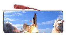Space Shuttle Launch 1 Motion 3D Lenticular Bookmark by Artgame - Royce McClure