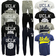 Ucla Mens T Shirt Jumper Hoody Hoodie Tracksuit Jogger Bottoms Sweatshirt New