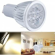 GU10 LED Spotlight 15W Bulb SMD/COB Lamp Light Down LED Spot Light Warm White