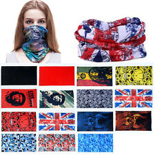 Colors Tube Scarf Bandana Head Face Mask Neck Gaiter Snood Headwear Beanie CHI