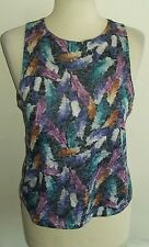 New look leaf top size 12