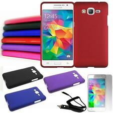 Phone Case For Samsung Galaxy Sol 4g Hard Cover Car Charger Screen Protector