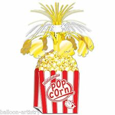 Hollywood 'At The Movies' Popcorn Table Centerpiece Balloon Weight Oscars Party