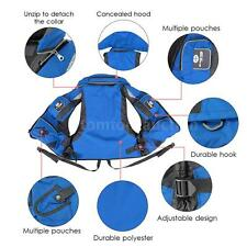 Adult Boating Swimming Drifting Safety Life Jacket Survival Vest New E0S1