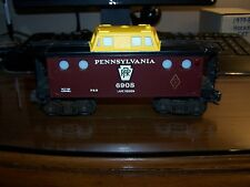 Lionel #6908 Pennsylvania Railroad Nc5 Caboose Lighted working C-8