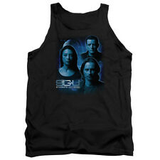 Stargate Universe At Odds Mens Tank Top Shirt