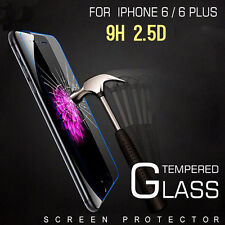 Tempered Glass Film Screen Protector Shield Protector for iPhone 4 5S SE 6S Plus