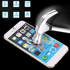 Real screen protector tempered glass film for apple iphone front back cover