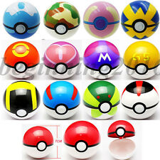 Pokemon Card Pikachu Game Pokeball Pop-Up Master Great Ultra GS Toy Cosplay Park