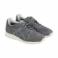 Onitsuka Tiger Colorado Eighty-Five Mens Grey Suede Lace Up Sneakers Shoes