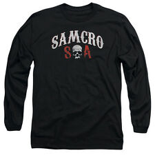 Sons Of Anarchy Samcro Forever Mens Long Sleeve Shirt