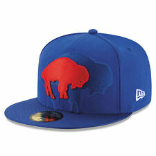 New Era Buffalo Bills Youth Royal 2016 Sideline Classic 59FIFTY Fitted Hat