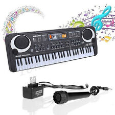 61 Keys Digital Music Electronic Keyboard Key Board Gift Electric Piano Gift Lot