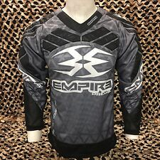 NEW Empire 2016 Prevail F6 Padded Paintball Jersey - Black