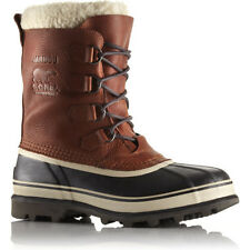 Sorel Caribou Wool Mens Boots - Tobacco All Sizes