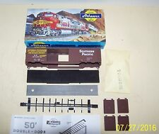 HO Scale Athearn 50' Double Door Boxcar Southern Pacific NIB Lot P16-91
