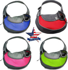 Pet Dog Cat Puppy Carrier Comfort Travel Tote Shoulder Bag Sling Small/Large-USA