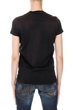 DSQUARED2 Dsquared² Women Crewneck Printing DEAN&DAN Cotton T-shirt Made Italy