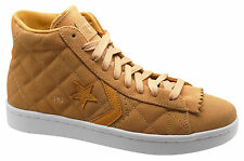 Converse Pro Leather Und Mid Mens Trainers Undftd Undefeated Tan 137374C D28