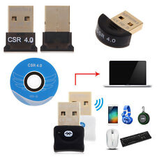 Mini USB Bluetooth 4.0 Dongle Wireless Adapter for PC Laptop XP Vista Win 7 8 10