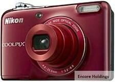 Nikon Coolpix L32 018208264827 26482 20.1 Megapixels Compact Digital Camera -