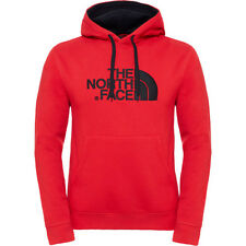 North Face Drew Peak Mens Hoody - Tnf Red All Sizes