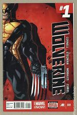Wolverine (2014 5th Series) #1A VF+ 8.5
