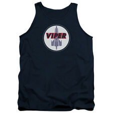 Battlestar Galactica Viper Badge Mens Tank Top Shirt