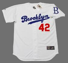 JACKIE ROBINSON Brooklyn Dodgers Majestic Cooperstown Home Baseball Jersey