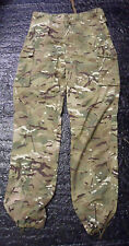 MTP CAMOUFLAGE COMBAT TEMPERATE TROUSERS - Multiple sizes , British Army Issue