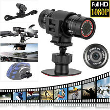 New HD 1080p Sports Camera DVR Action Helmet Bike Camcorder Video Waterproof  F9