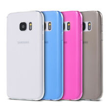 Slimmest TPU Gel Case Skin Cover For Samsung Galaxy S7 - 0.3mm Thin and Light