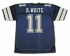 DANNY WHITE Dallas Cowboys 1985 Throwback NFL Football Jersey