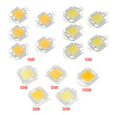 5x 10/30/50/100W High Power IC LED Flood Light Lamp Bulb Beads Chips Outdoor