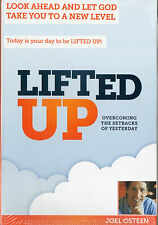 LIFTED UP-JOEL OSTEEN-BRAND NEW-SAME DAY SHIPPING