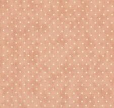 Moda Essential Dots Quilt Fabric Red & Pink Fat Quarter
