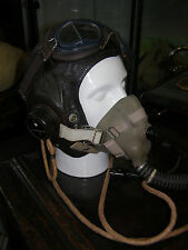 Type C leather flying helmet, U Type mask