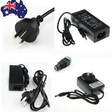 AU DC 12V 1A/2A/3A/5A/8A/10A Power Supply Charger Transformer For LED Strips