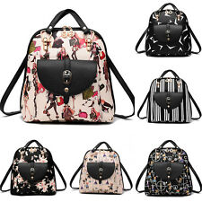 New Women Backpack Schoolbag Leisure Casual Rucksack Bookbag Shoulder Handbag
