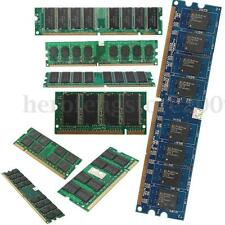 Muilt Destop / Laptop Memory RAM 512MB-2GB DDR DDR2 DDR3 SDRAM For AMD INTEL CPU