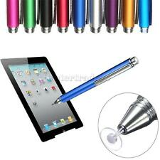 Metal Capacitive Touch Screen Pen Stylus For iPhone Samsung Sony Xperia HTC One