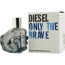 Diesel Only The Brave Men's Cologne  1.1 oz / 35 ml EDT Spray New In Box