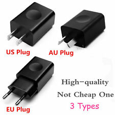 Travel 5V 2A AC Wall Home Charger Power Adapter AU/UK/US Plug Best High-quality