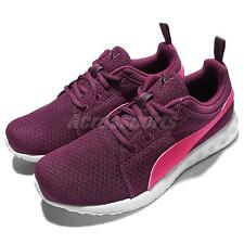 Puma Carson Mesh Wns Purple Pink Womens Running Shoes Sneakers 189025-02