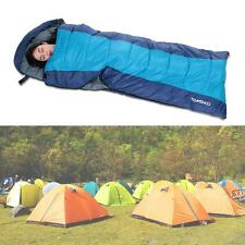 Outdoor Camping Envelope Sleeping Bag Hiking Travel Hunting Ultra-light AC A7Y4