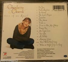 Charlotte Church Voice of an Angel Super Audio CD Sony Classical FREE SHIPPING
