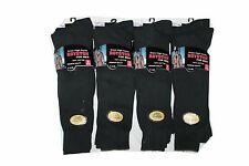 Royston MENS 12prs COTTON BLEND RIBBED KNEE HIGH LONG HOSE  SOCKS 6-11