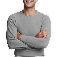 NEW Men's Hanes X-Temp Thermal Underwear Crewneck Top Tagless Long Johns $26