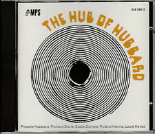 The Hub of Hubbard by Freddie Hubbard (CD, West Germany, MPS Records) 825 956-2