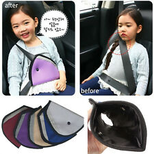 Triangle Child Kids Children Car Safety Seat Belts Adjust Cover Strap Protection